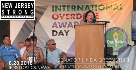 Capitol County holds Strong Overdose Awareness Day