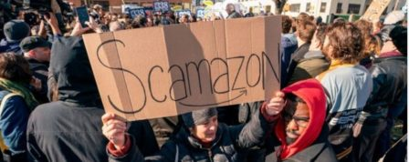 Nation / World – Scamazon Amazon Europe Goes On Strike Over Poor Work Conditions
